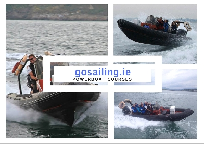 Dun Laoghaire Powerboat
